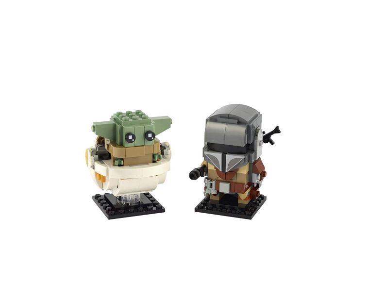 Lego Razor Crest 3