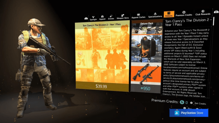 The Division Warlords Of New York 1