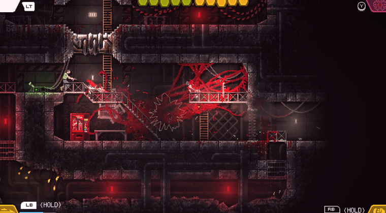 Carrion Adds Nothing New To The Metroidvania Staple But It S