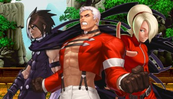 Rumour The King Of Fighters Xv Will Be A Huge Overhaul From Part