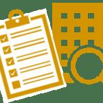 検査済証のない建物の法適合調査ロゴ