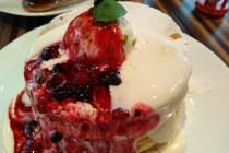 TAMAGOYAのパンケーキ