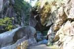 昇仙峡の石門