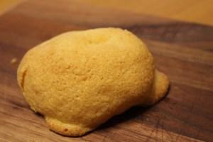 ジュウニブンベーカリーのメロンパン