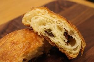 ジュウニブンベーカリーのパンオショコラ