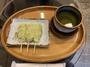 三井寺力餅