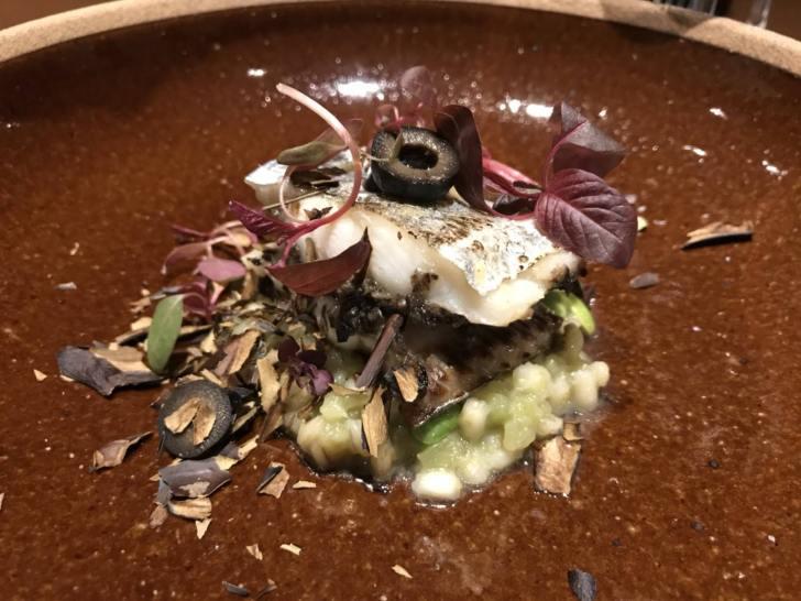 太刀魚 黒オリーブ 枝豆 茄子 もち麦 むらめ アマランサス