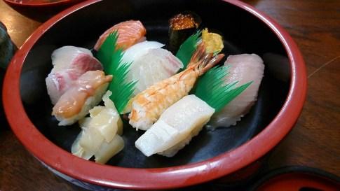 豊寿しの お寿司 ランパス