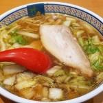 どうとんぼり 神座 で野菜いっぱいラーメンを頂きました!
