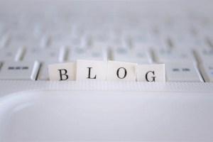ブログの更新