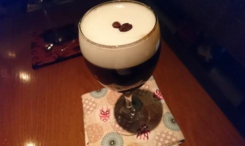 カフェ カリアーリ ( Cafe CAGLIARI ) アイリッシュコーヒー