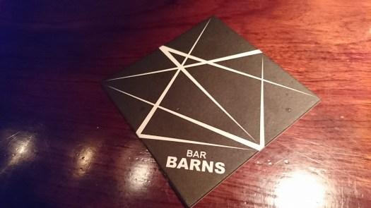BARNS コースター