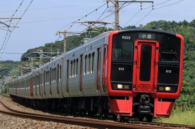 JR鹿児島本線の列車