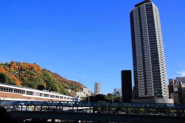 JR新神戸駅