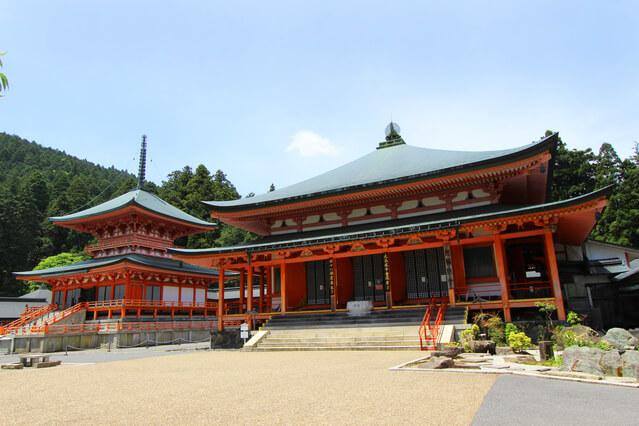比叡山延暦寺 阿弥陀堂
