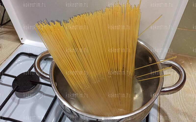 الصورة 7 كيفية طهي السباغيتي