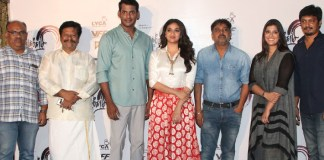 Sandakozhi 2 Movie Press Meet Stills