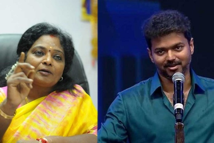 Sarkar and Tamilisai