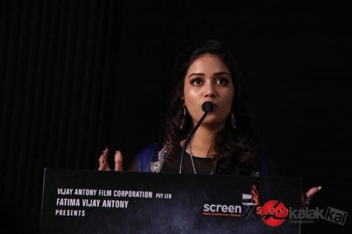 I drove bullet for Thimiru Pudichavan: Nivetha Pethuraj