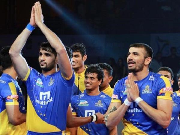 Tamil Thalaivas win Pro Kabaddi 2018