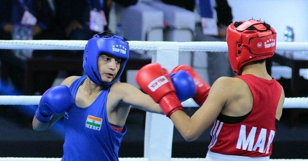 Womens World Boxing Championships