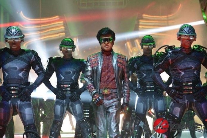 2.0 Movie Stills