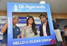 Actress Keerthy Suresh inaugurates Dr.Agarwal's Eye Hospital Photos