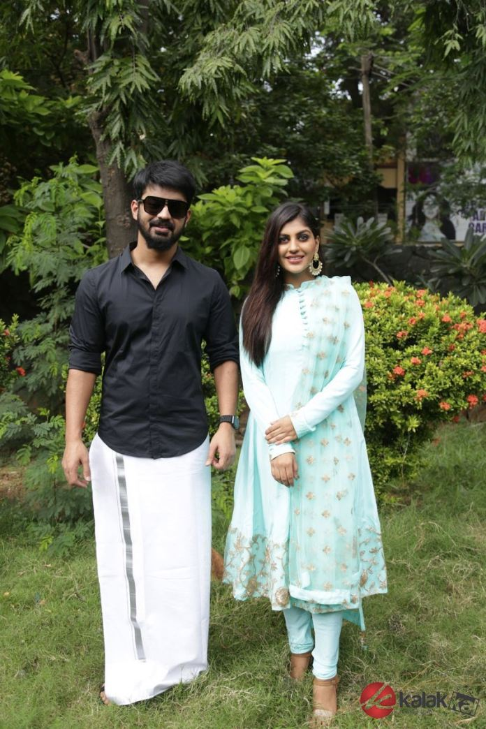 Bharathan Pictures Production No 2 Pooja Stills