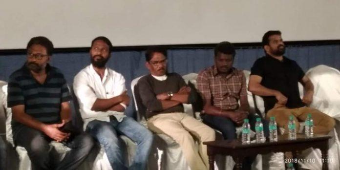 Director Mari Selvaraj
