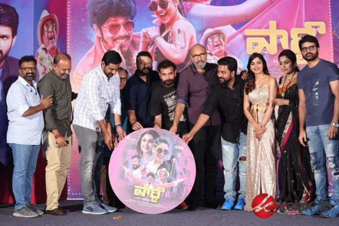 Party Movie Music Launch