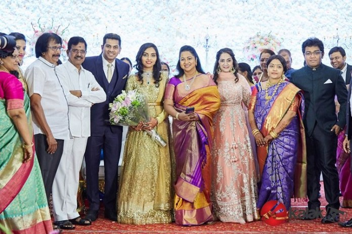 Raj TV Family Marriage Function Stills