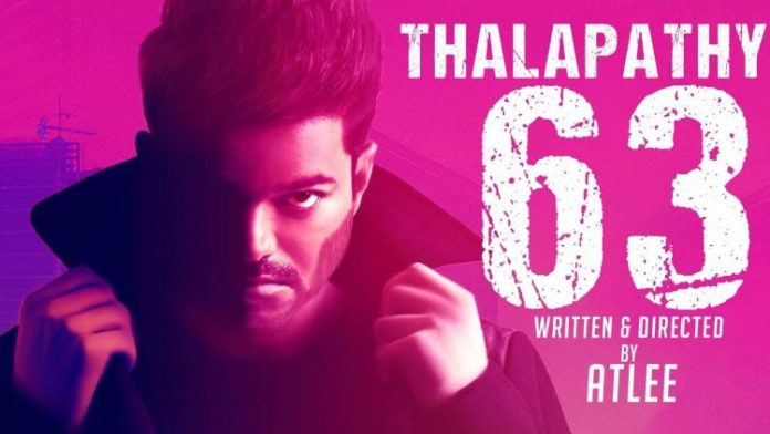 Thalapathy 63 Poster