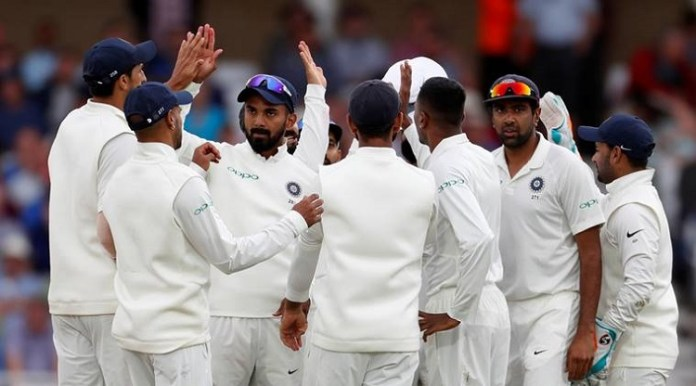 3rd Test Indian Team