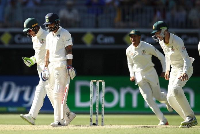 3rd test match Ind Vs Aus