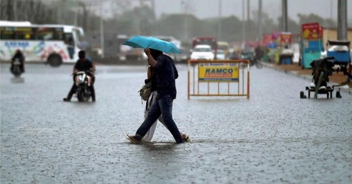 Heavy Rains in Tamilnadu