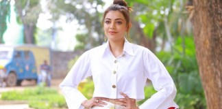 Actress Kajal Aggarwal Latest Stills