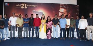 Adangamaru Movie Press Meet