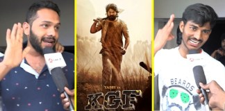 KGF Movie Public Review