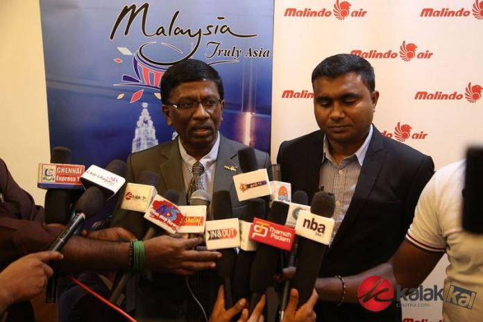 Malaysia Fantastic Packages Press Conference
