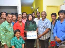 Oyamal Vilaiyaadu Movie Launch