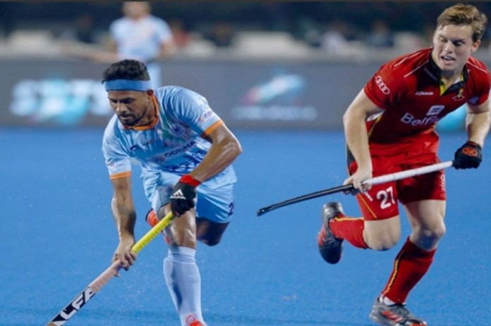 World Cup Hockey Tournament - India vs Canada