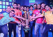 Pro Kabaddi 2018 Bengaluru team wins