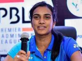 PV Sindhu about MeToo
