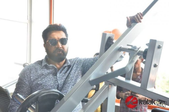 Actor Sarathkumar Inaugurated Flux Fitness Studio Photos