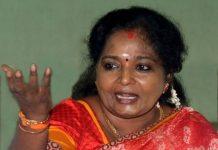tamilisai soundararajan speech
