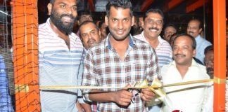 Vishal Inaugurate Ajay Rathnam V Square Sports Arena Stills