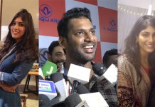 Actor Vishal Announced His Engagement Date