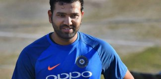 Rohit Sharma Rested