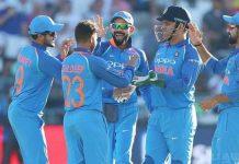 India Team Wins