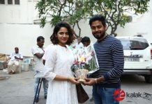 Actor Aari Birthday Celebration Stills